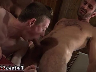 blonde boys XXX James Gets His Sold crevice packed!