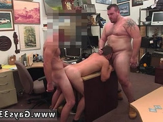 Hunk naked with penis cooch Guy completes with ass fuck