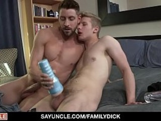 FamilyDick -  Cute Jace Madden Gets Fucked By Stepdad