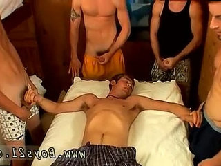 Gay man underwear worship porno very first time One by one, Jeremiah