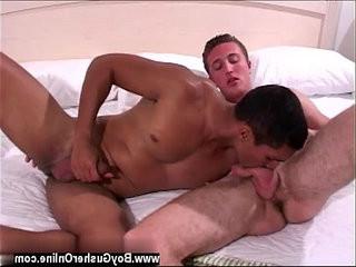 porno ebony young boy gay Donatelo hops on board Luigis rock hard