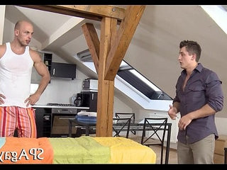 Homo massage masculine