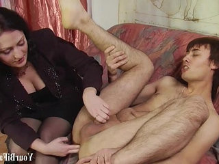 You will be my new cock sucking slave boy