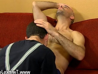 Twink cruising fuck Phillip Ashton feels badly taking a large peak