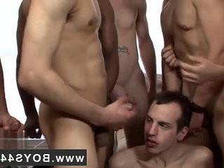 fledgling pornography homosexual man swallow loads Sean Summers Bukkake Splash