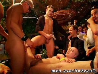 brief queer hook-up video Dont miss a single sticky, white popshot after