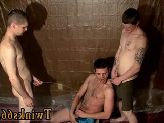 Gay fuck All the men have ball sack total of jizz and bladders total of