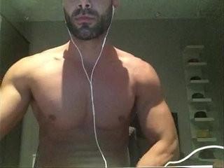 Man hot Sexy Activo