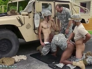 Military guys caught masturbating movies and male soldiers swimming