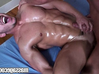 rubdowndicks Muscular rubdown