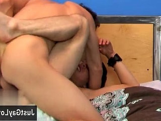 Sexy gay Andy Kay breaks in fresh Boycrush exclusive Kyler Moss with